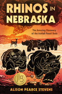 Rhinos in Nebraska with JLG seal